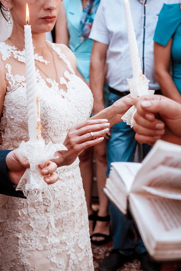 Свадебный день Светы и Игоря - фото №37