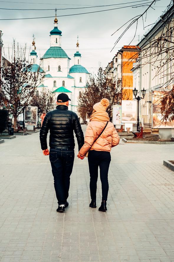 LOVE STORY Дарины и Никиты - фото №6