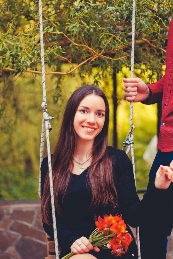 Love Story Валентин и Ярослава - фото №7