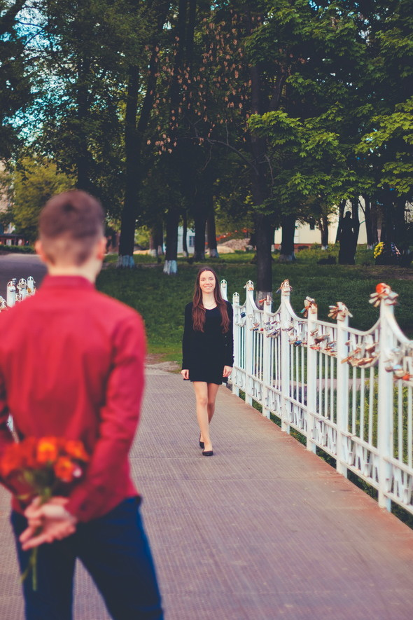 Love Story Валентин и Ярослава - фото №1