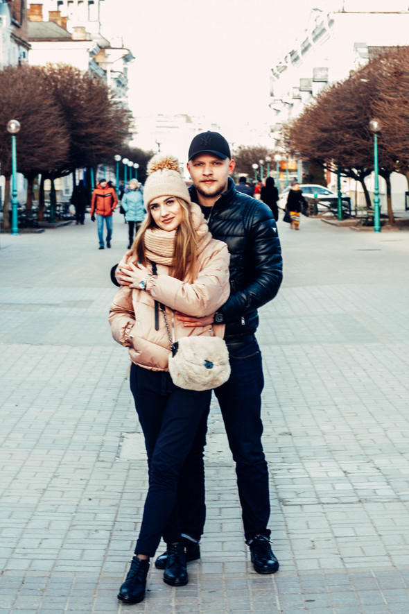 LOVE STORY Дарины и Никиты - фото №7