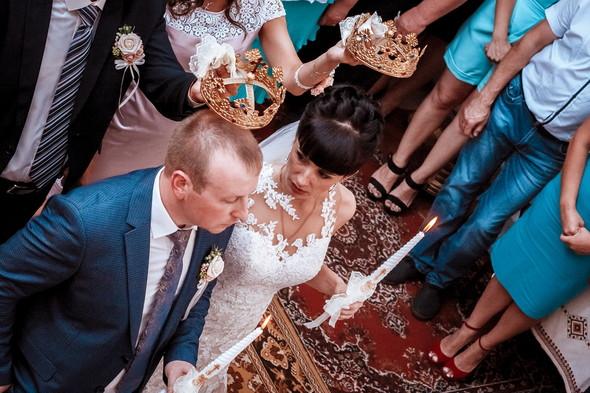 Свадебный день Светы и Игоря - фото №40