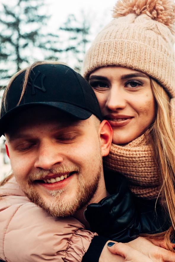 LOVE STORY Дарины и Никиты - фото №22