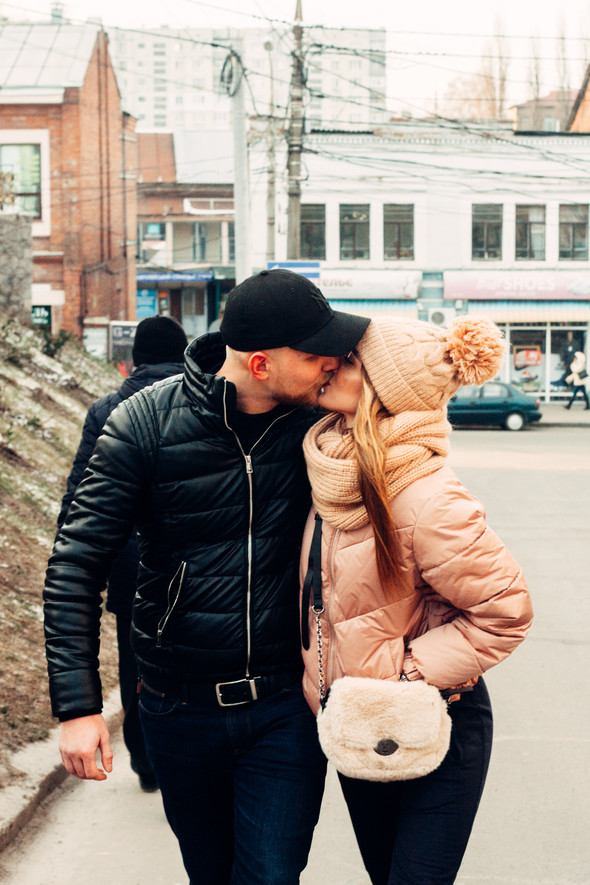 LOVE STORY Дарины и Никиты - фото №3
