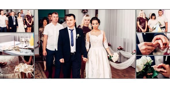 Фотокнига Артема и Марины - фото №2