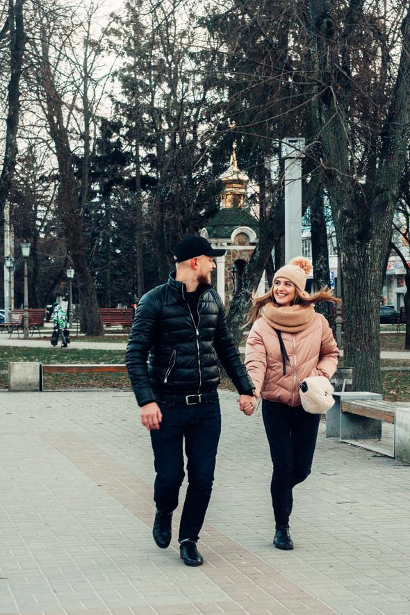 LOVE STORY Дарины и Никиты - фото №17