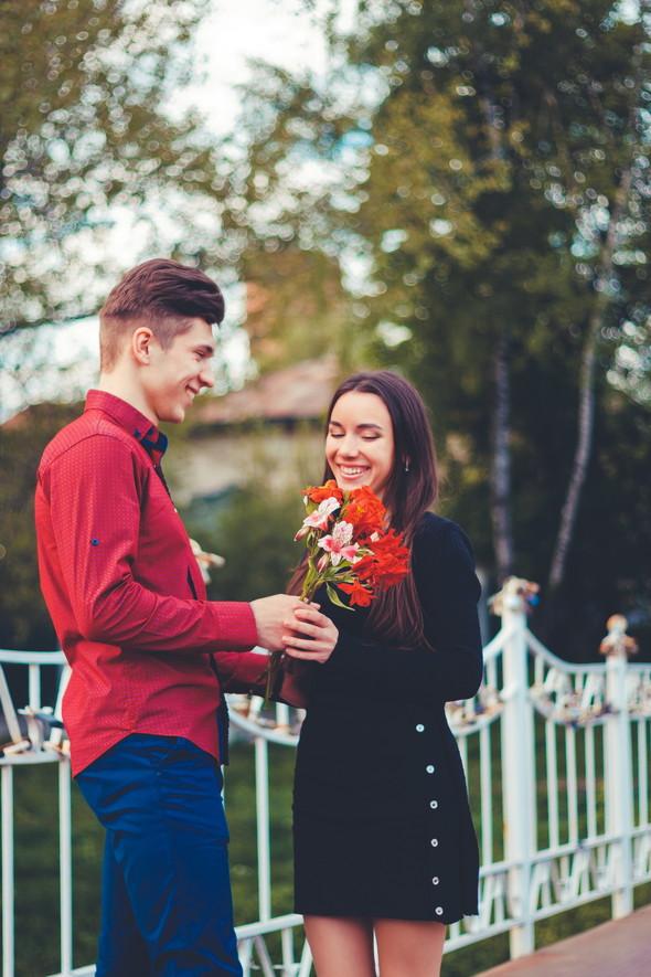 Love Story Валентин и Ярослава - фото №3