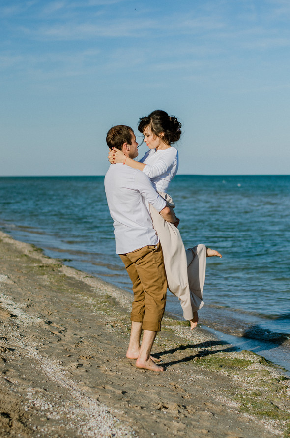 Наталия и Артем Love Story - фото №14