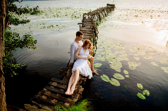 Сергей и Виктория Love story - фото №32