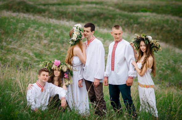 Сергей и Виктория Love story - фото №14