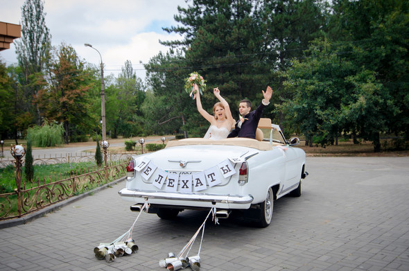 Сергей и Виктория - фото №36