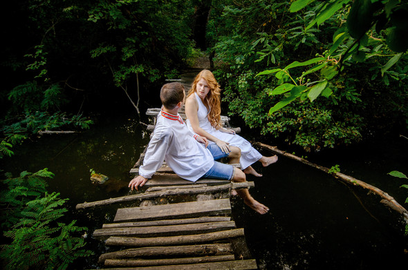Сергей и Виктория Love story - фото №18