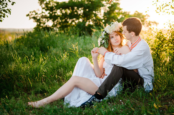 Сергей и Виктория Love story - фото №23