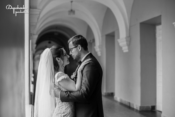 Свадьба Ольги и Тараса - фото №11