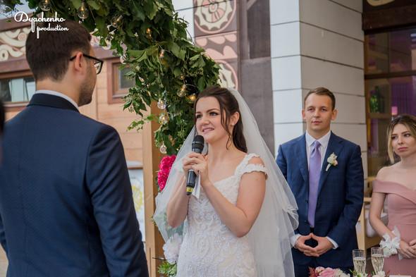 Свадьба Ольги и Тараса - фото №30