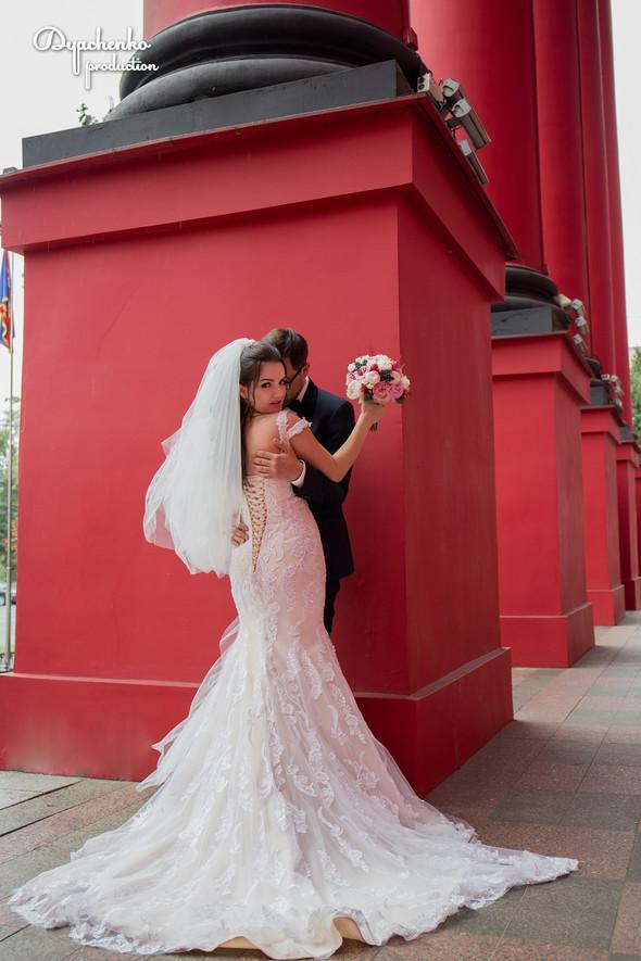 Свадьба Ольги и Тараса - фото №7