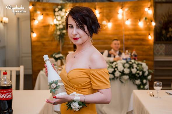 Свадьба Дарьи и Максима - фото №3