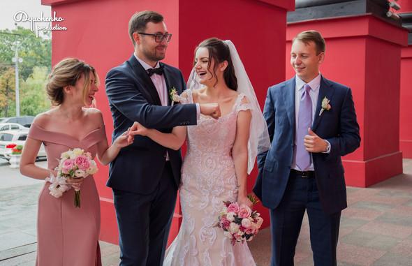Свадьба Ольги и Тараса - фото №10
