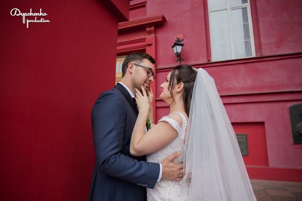 Свадьба Ольги и Тараса - фото №8