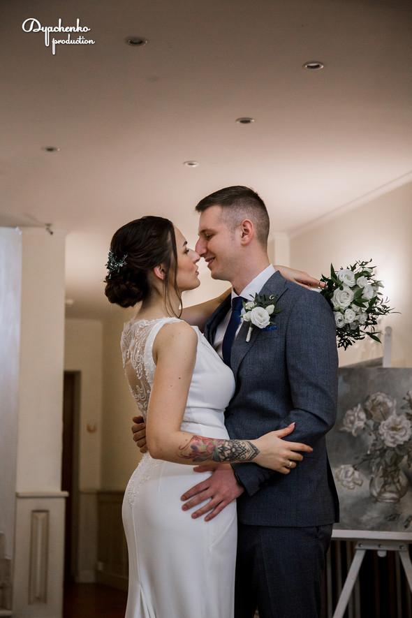 Свадьба Дарьи и Максима - фото №23