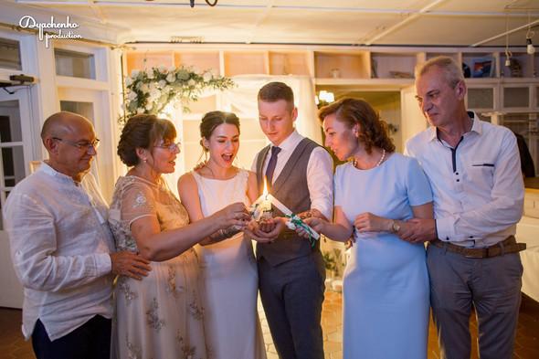 Свадьба Дарьи и Максима - фото №7