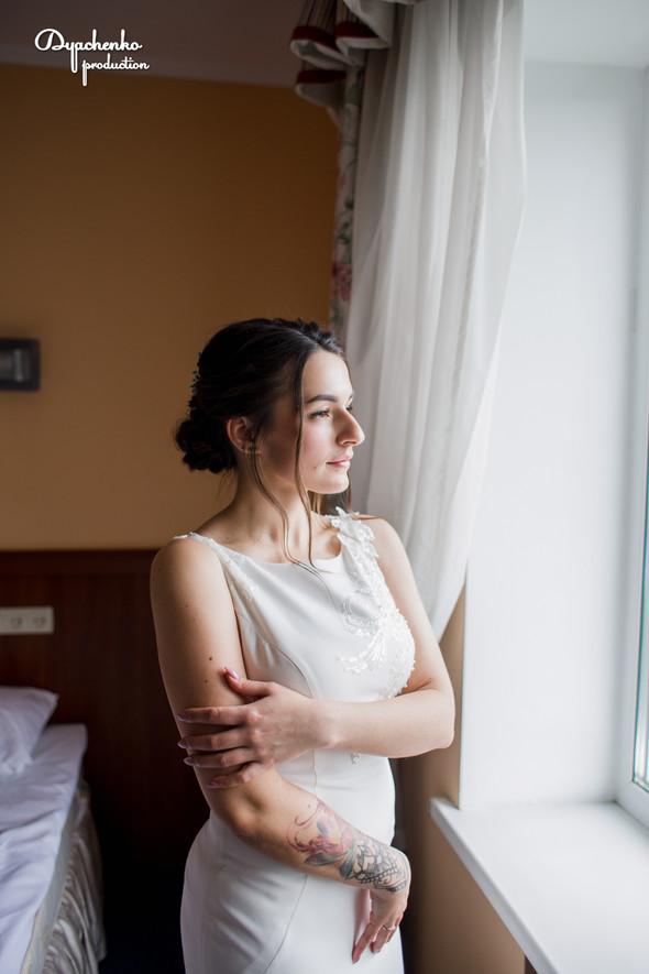 Свадьба Дарьи и Максима - фото №16