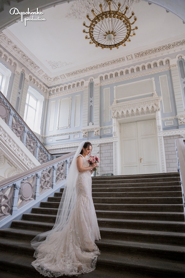 Свадьба Ольги и Тараса - фото №16