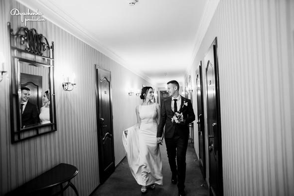 Свадьба Дарьи и Максима - фото №25