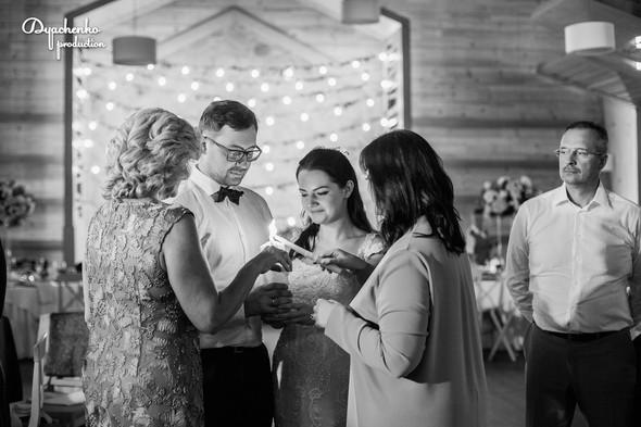 Свадьба Ольги и Тараса - фото №43