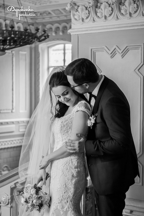 Свадьба Ольги и Тараса - фото №18