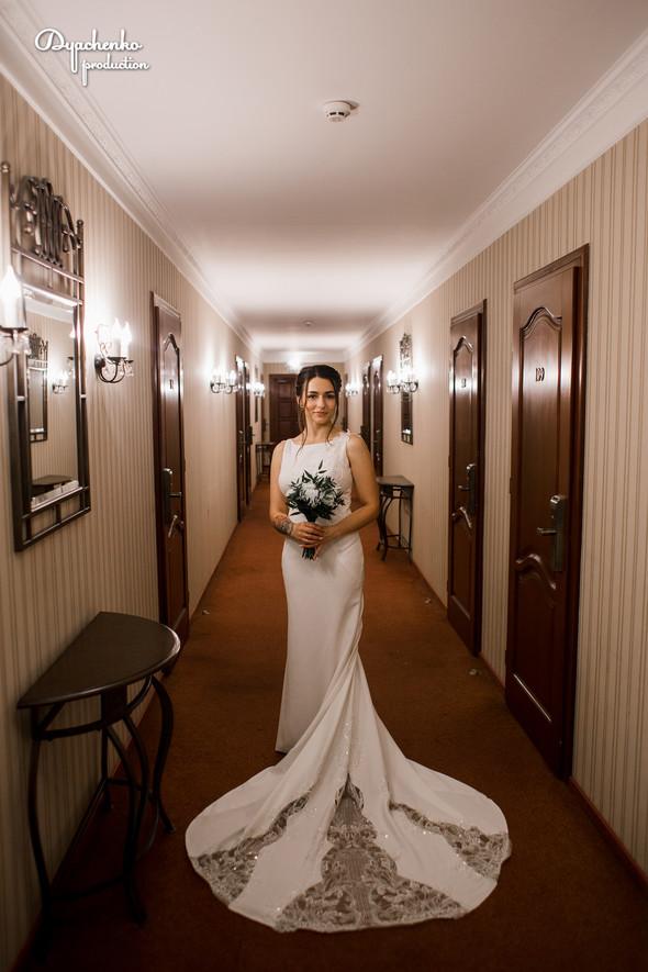 Свадьба Дарьи и Максима - фото №32
