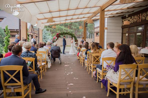 Свадьба Ольги и Тараса - фото №31