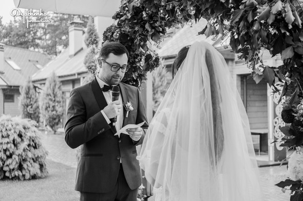 Свадьба Ольги и Тараса - фото №29