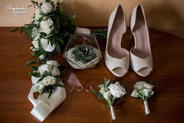 Свадьба Дарьи и Максима - фото №11