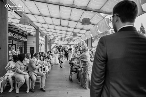 Свадьба Ольги и Тараса - фото №25