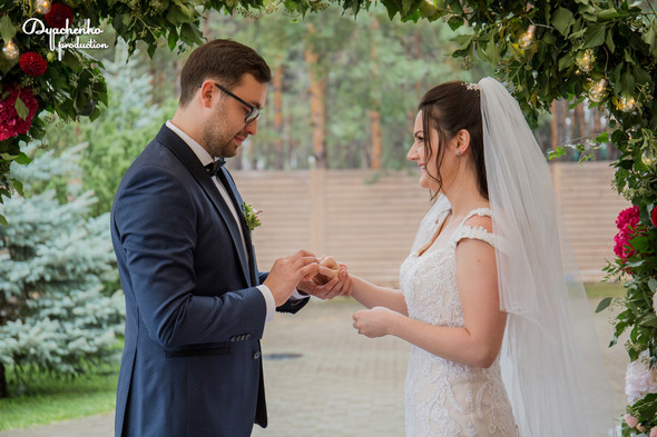 Свадьба Ольги и Тараса - фото №26