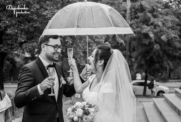 Свадьба Ольги и Тараса - фото №4