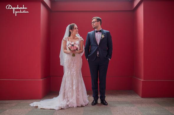 Свадьба Ольги и Тараса - фото №9