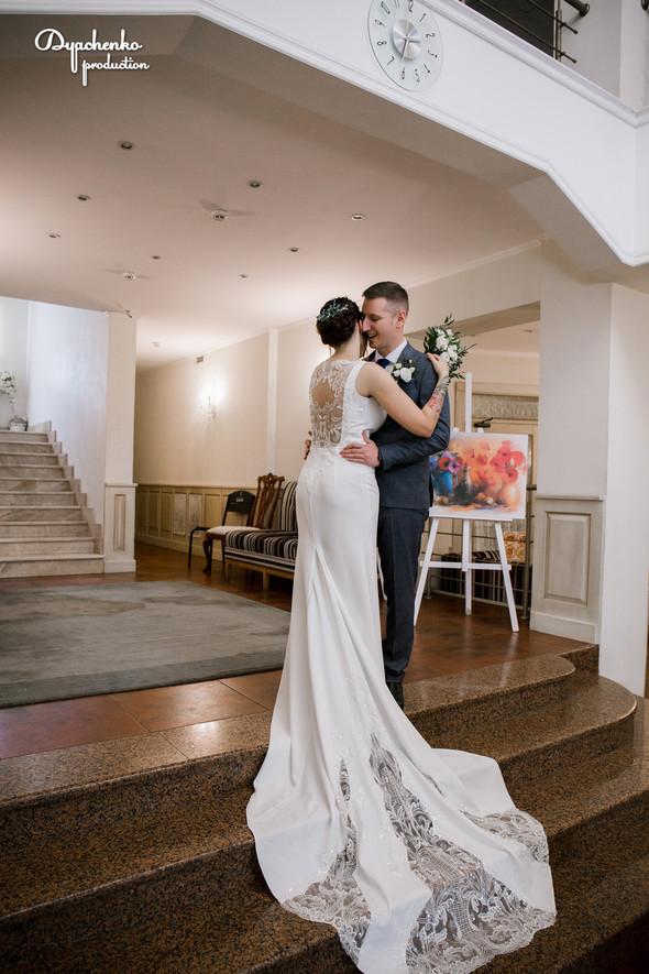 Свадьба Дарьи и Максима - фото №24