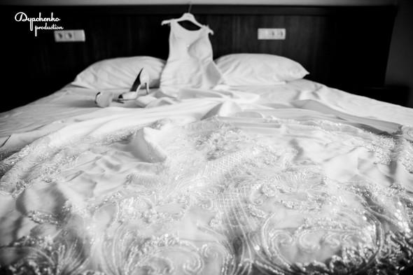 Свадьба Дарьи и Максима - фото №12
