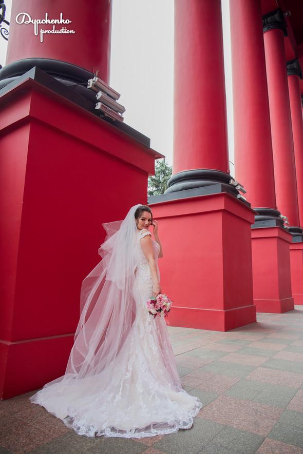 Свадьба Ольги и Тараса - фото №5