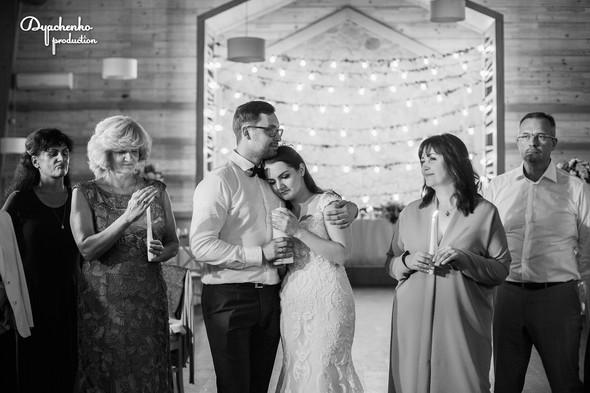 Свадьба Ольги и Тараса - фото №42