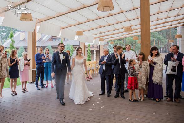 Свадьба Ольги и Тараса - фото №32