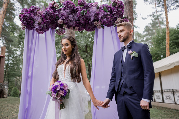 Свадьба Полины и Игоря - фото №8