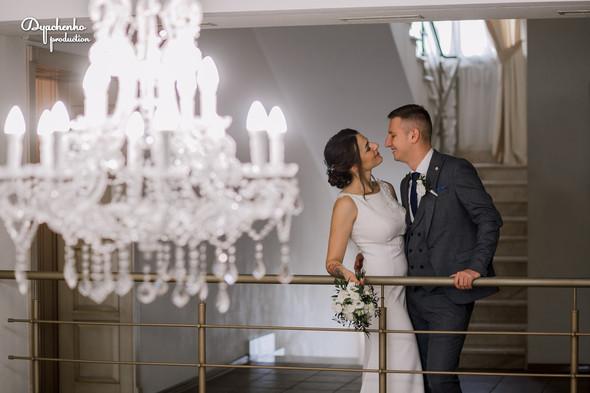 Свадьба Дарьи и Максима - фото №21