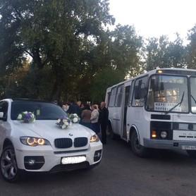 BMW X6 Біла - авто на свадьбу в Хусте - портфолио 3