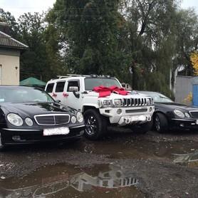 Hummer H3 Білий - авто на свадьбу в Хусте - портфолио 4