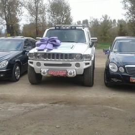 Hummer H3 Білий - авто на свадьбу в Хусте - портфолио 5