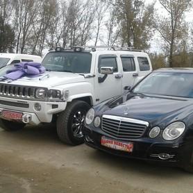Hummer H3 Білий - авто на свадьбу в Хусте - портфолио 1