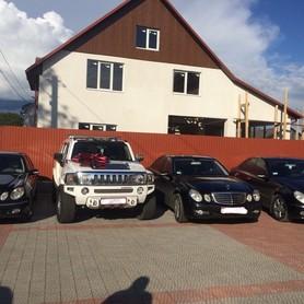 Hummer H3 Білий - авто на свадьбу в Хусте - портфолио 2